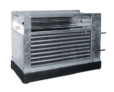 IKF 250 BP freonový chladič s obtokem