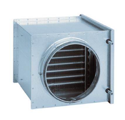 MKW 100 vodní chladič