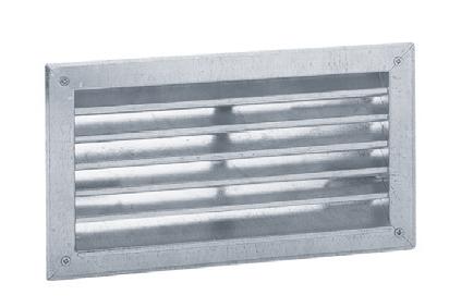 IWG 450/100-50 protidešťová žaluzie