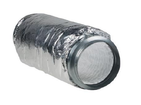 SONOULTRA 125/50 mm tlumič hluku flexibilní