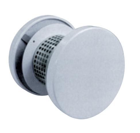 VSC 125 průchozí stěnový ventil kruhový