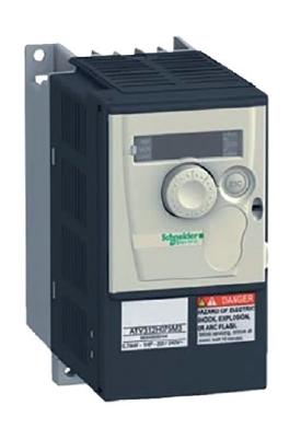 VFTM MONO 0,37 kW frekvenční měnič