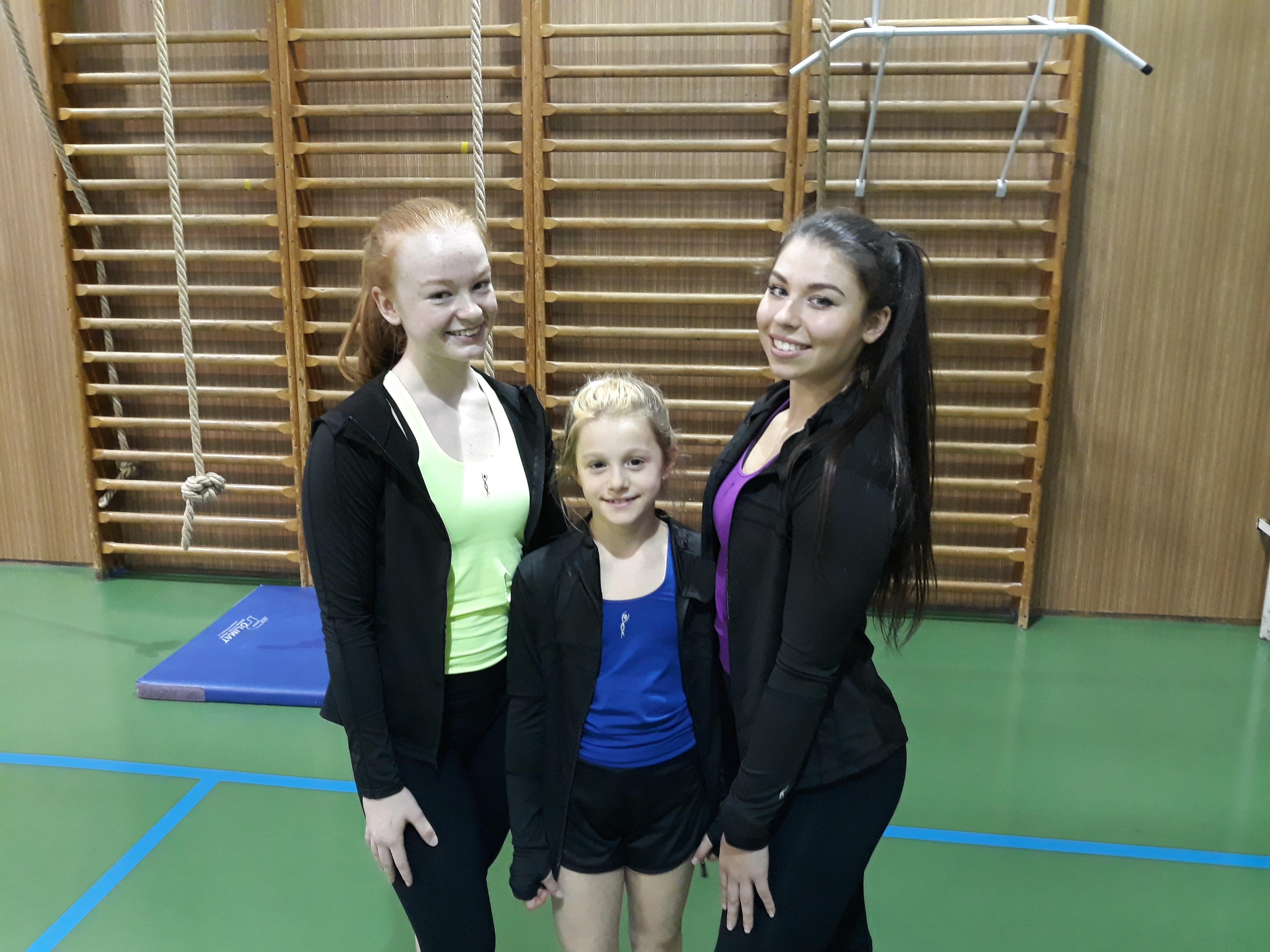 Venturelli - podpora sportu - Natálie Malkusová