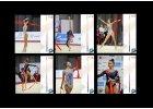 Tyčky gymnastika