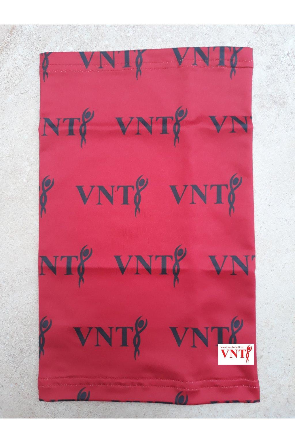 Tubus (nákrčník) Venturelli červený