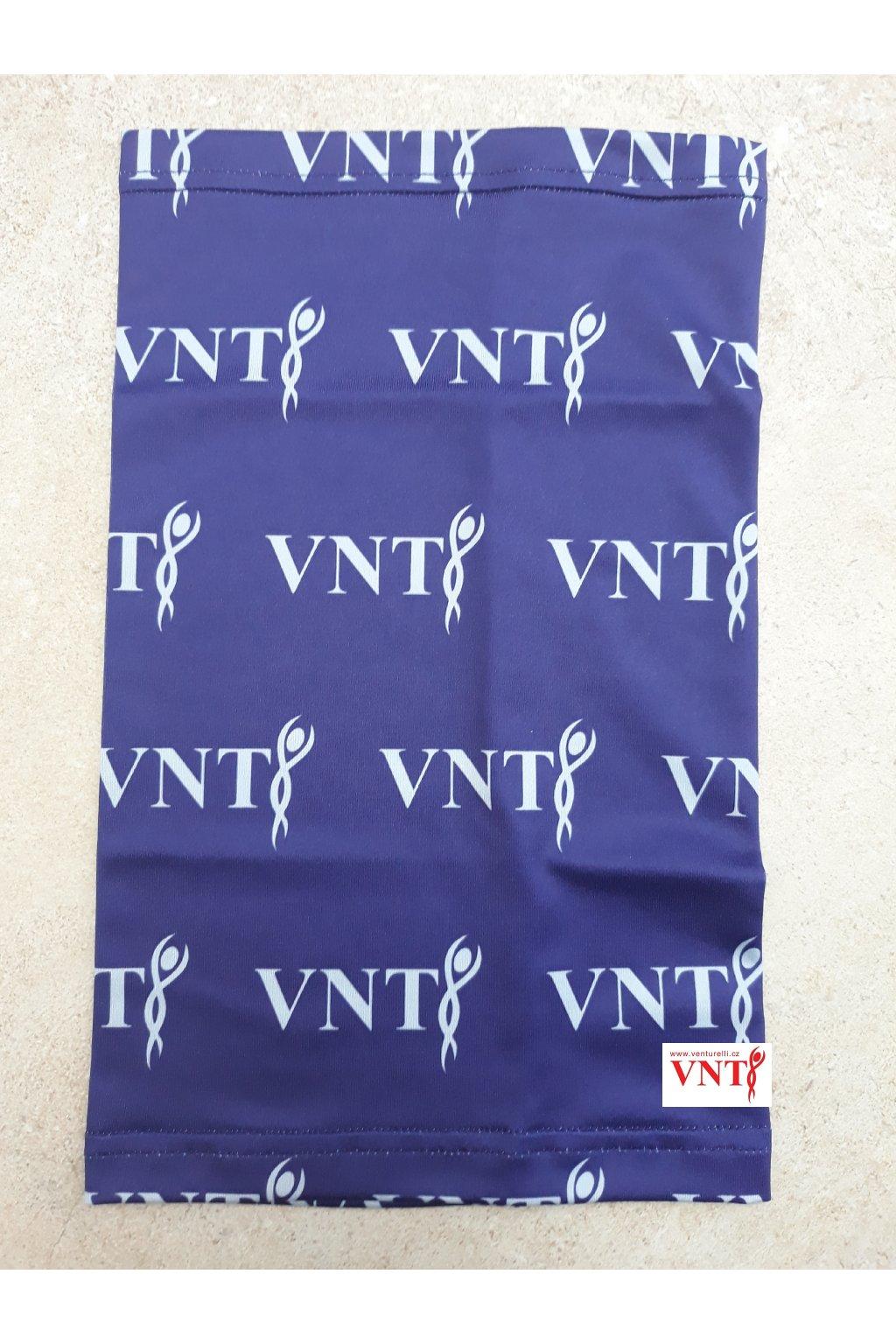 Tubus (nákrčník) Venturelli modrý