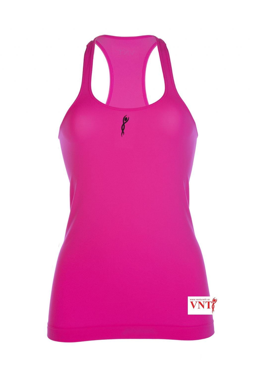 tílko venturelli růžová neon přední 06CA16F17
