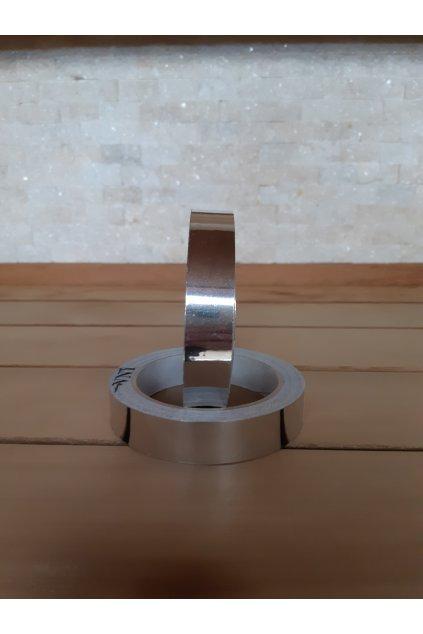 Izolepa stříbrná zrcadlo