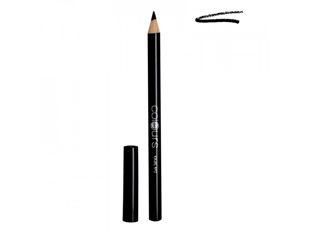 LR Colours Kajalová ceruzka (Dark Coal) 1,1 g