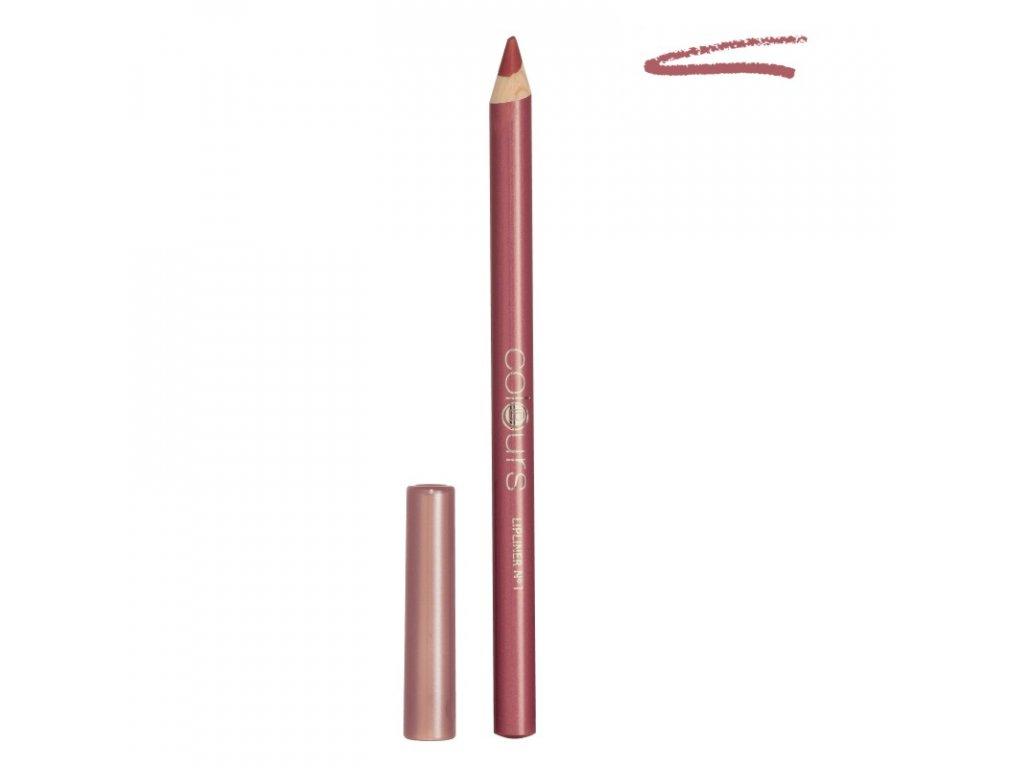 LR Colours Kontúrovacia ceruzka (Warm Rose) 1,16 g