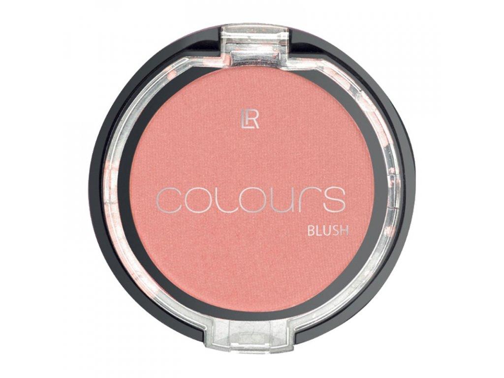 LR Colours Púdrová tvárenka (odtieň Warm Berry) 4 g