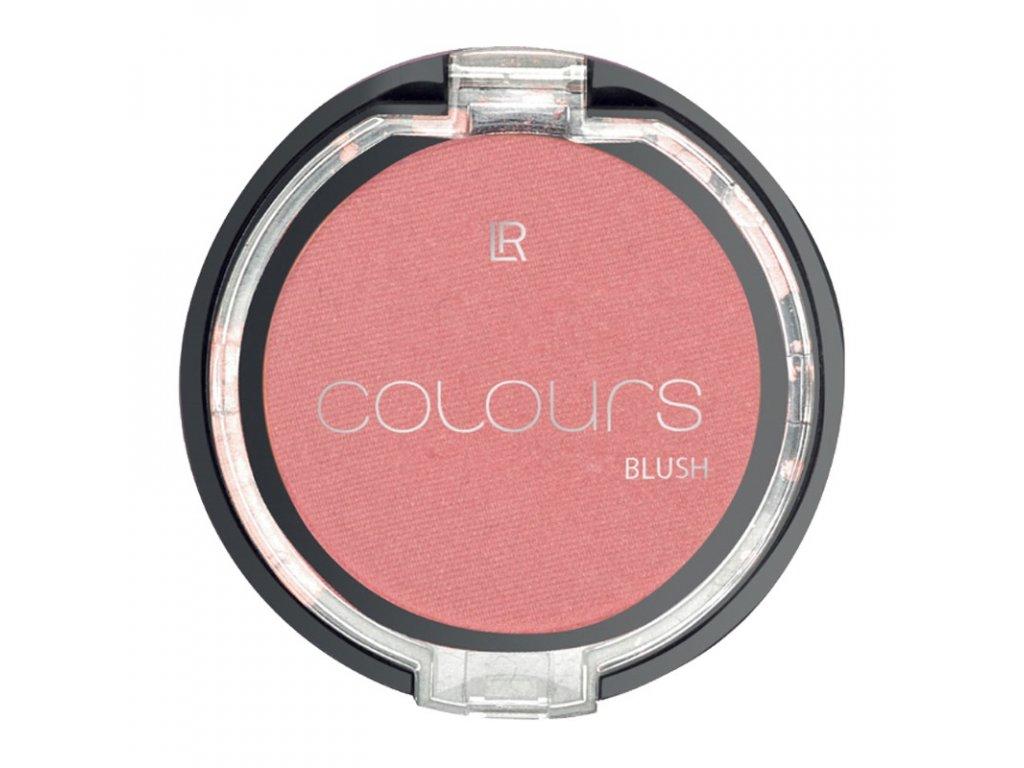 LR Colours Púdrová tvárenka (odtieň Cold Berry) 4 g