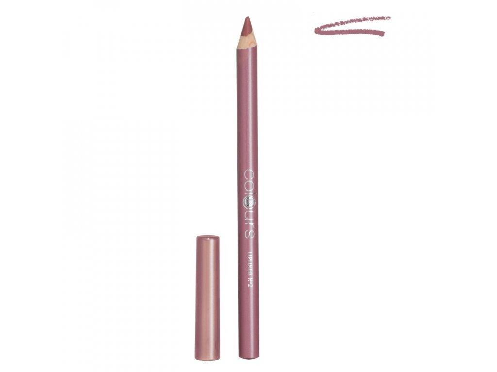 LR Colours Kontúrovacia ceruzka (Magic Mauve) 1,16 g