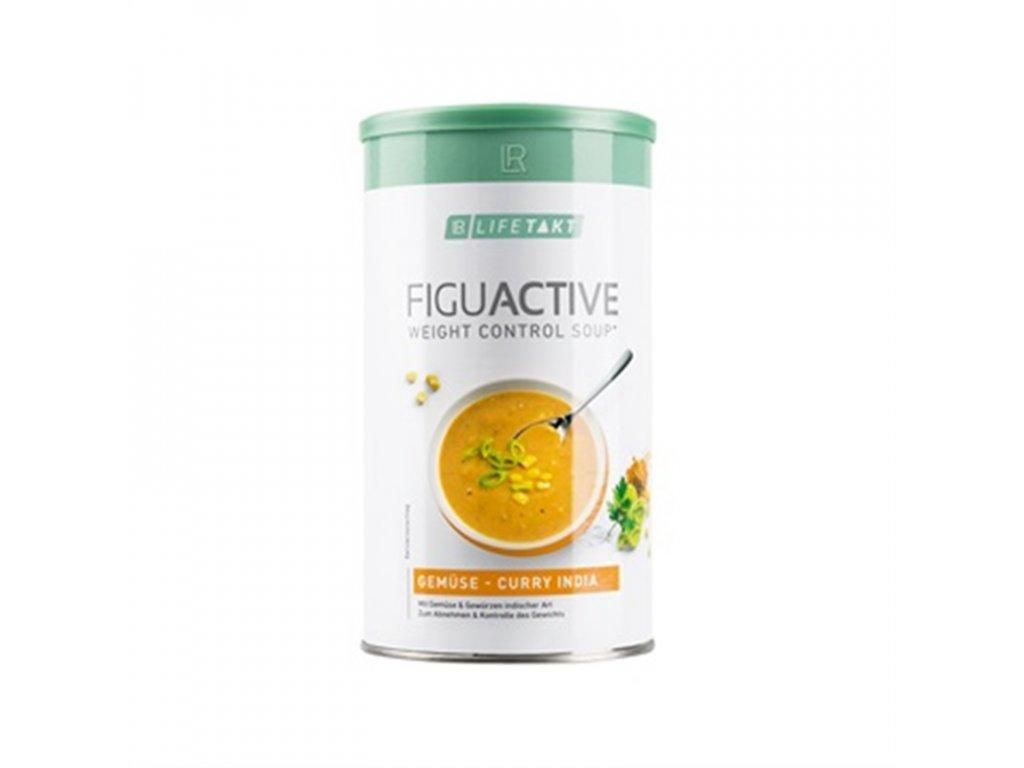 LR LIFETAKT Figu Active Zeleninová polievka kari India 500 g