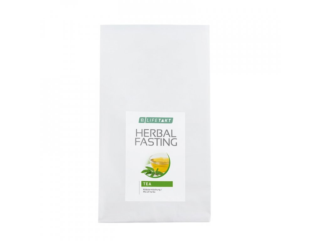 LR LIFETAKT Figu Active Zmes bylín so zeleným čajom na prípravu nálevu 250 g