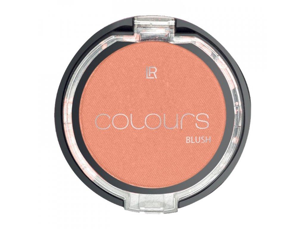 LR Colours Púdrová tvárenka (odtieň Cold Apricot) 4 g