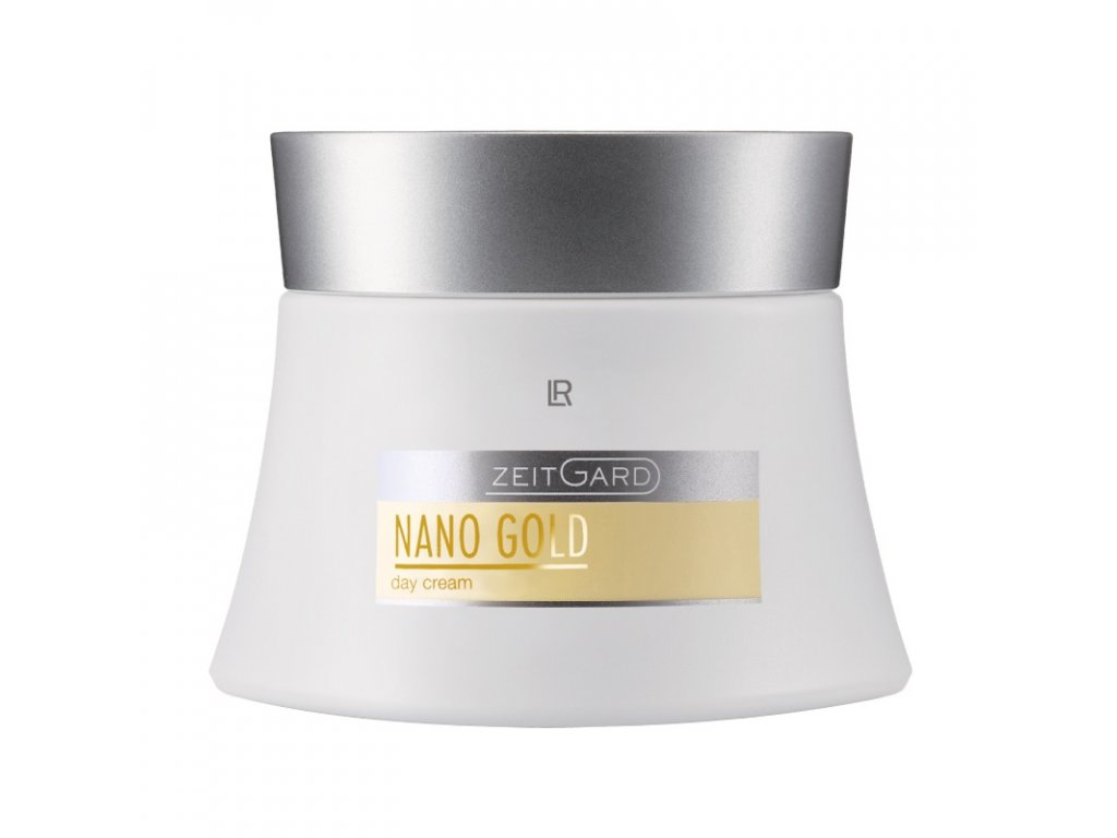 LR ZEITGARD Nanogold Denný krém 50 ml