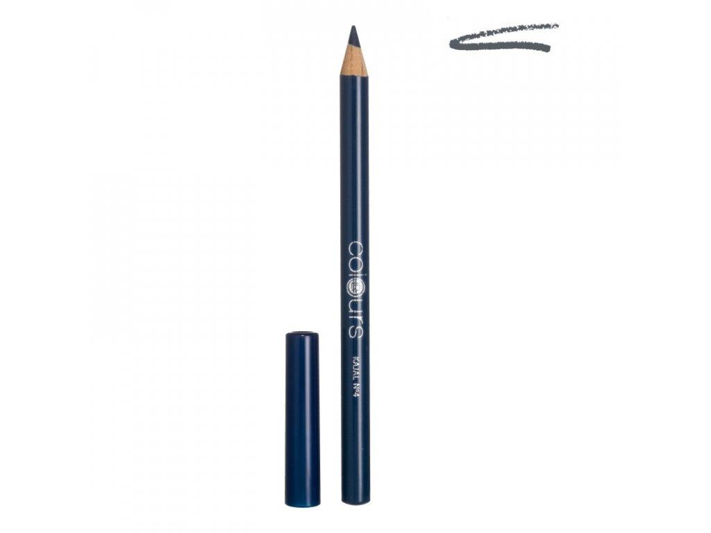 LR Colours Kajalová ceruzka (odtieň Cold Blue) 1,1 g