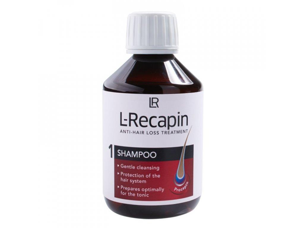 L-Recapin starostlivosť o vlasy