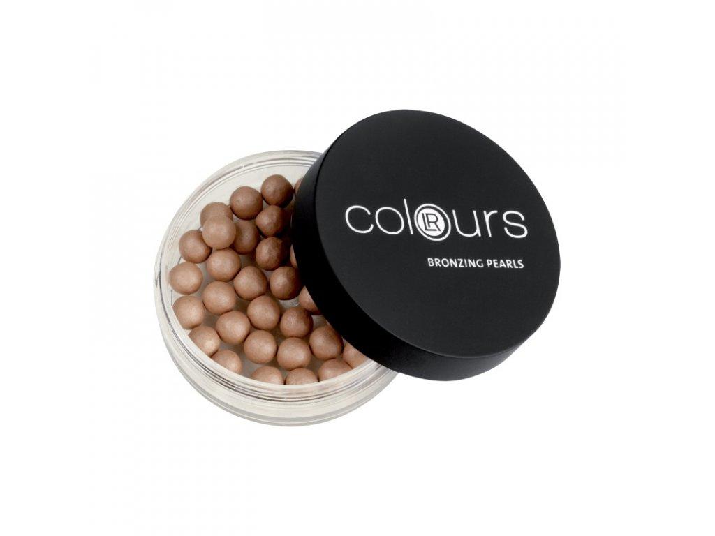 LR Colours Bronzové tónovacie perly 18 g