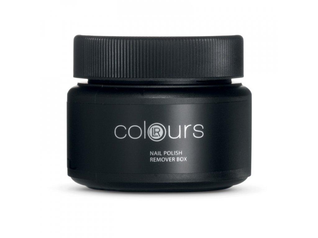 LR Colours Nádobka na odlakovanie nechtov 100 ml