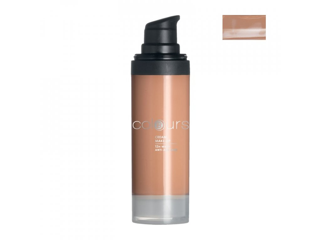 LR Colours Krémový make-up (Light Caramel) 30 ml