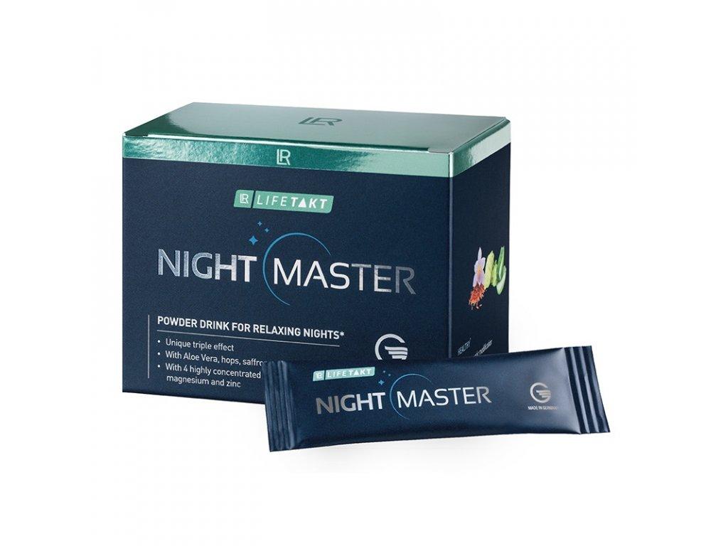 LR LIFETAKT Night Master pre zdravý spánok 30 / 3,7 g