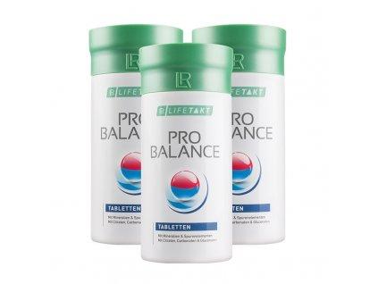 LR LIFETAKT Pro Balance Tablety Séria 3 x 360 tabliet / 252 g