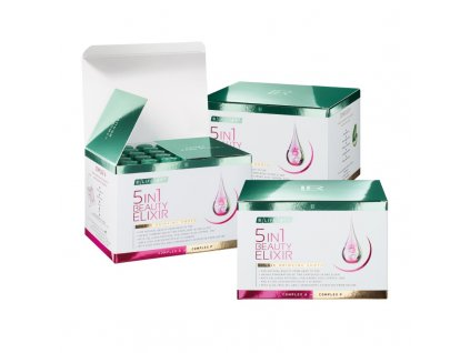LR LIFETAKT 5in1 Beauty Elixir Séria 3 x 30 x 25 ml