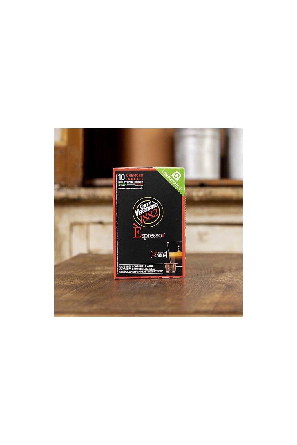 capsule caffe compatibili nespresso e cremoso