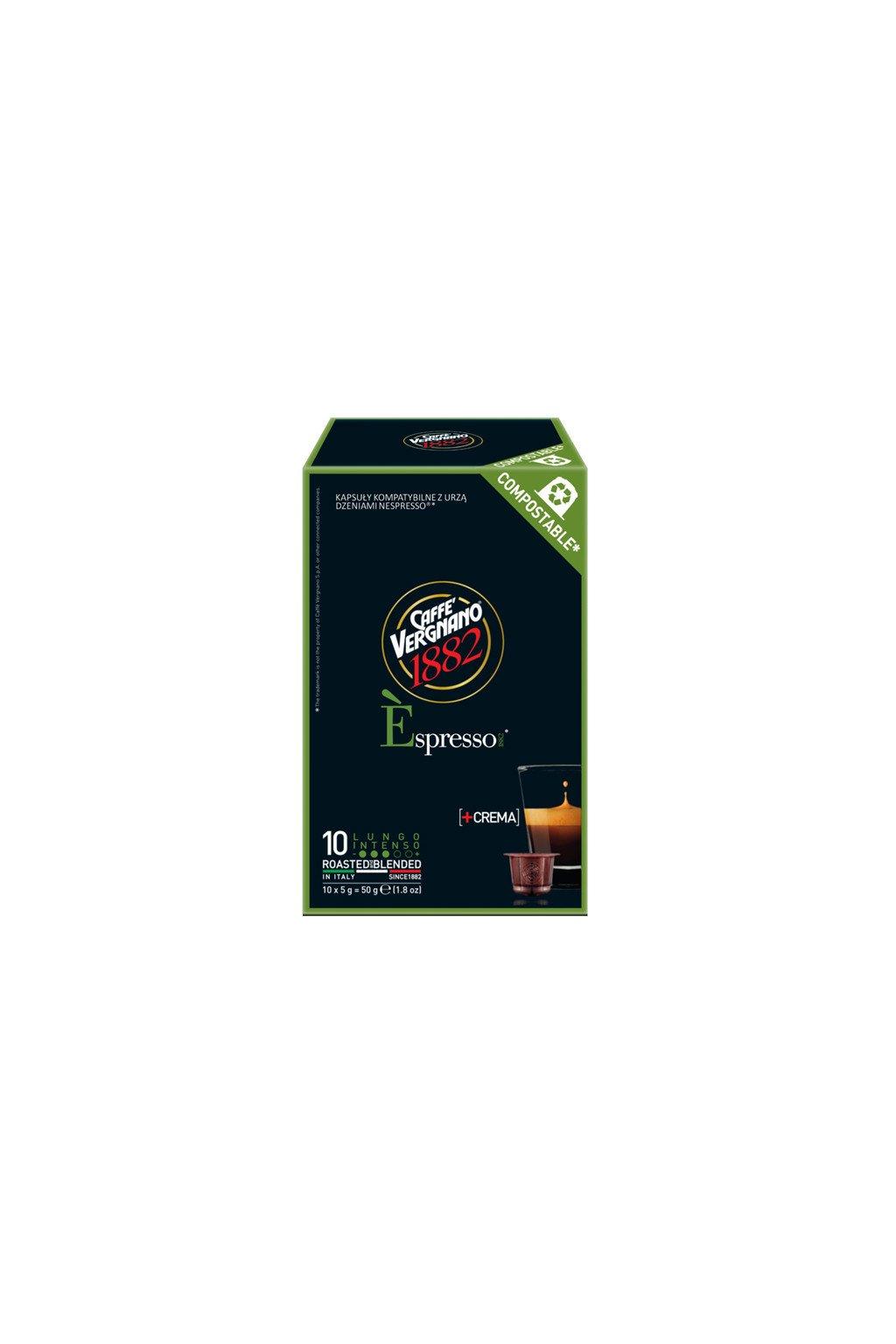 capsule caffe compatibili nespresso e lungo intenso