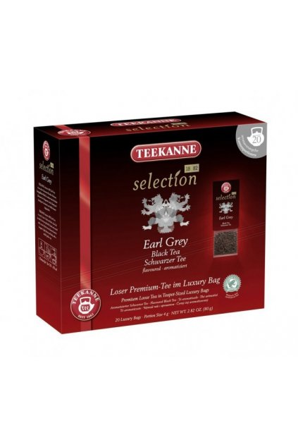 Earl grey Teekanne Selection 1882