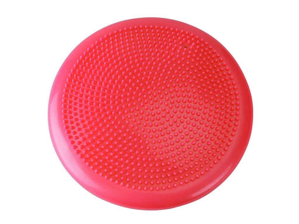 Podložka KRUH 33x9cm balanční podložka bodlinky/výstupky