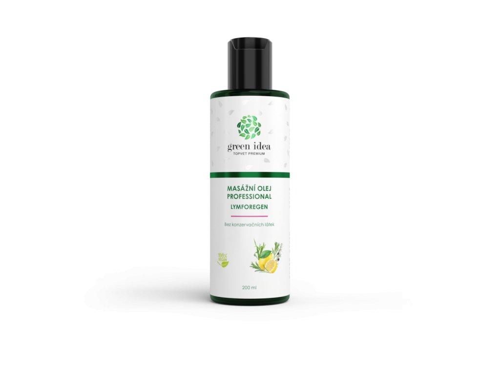 Lymforegen – olej ke stimulaci lymfatického systému 200 ml
