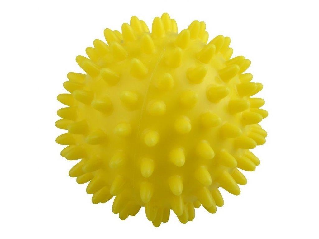 Ježek 8 cm Nopenball  - žlutý