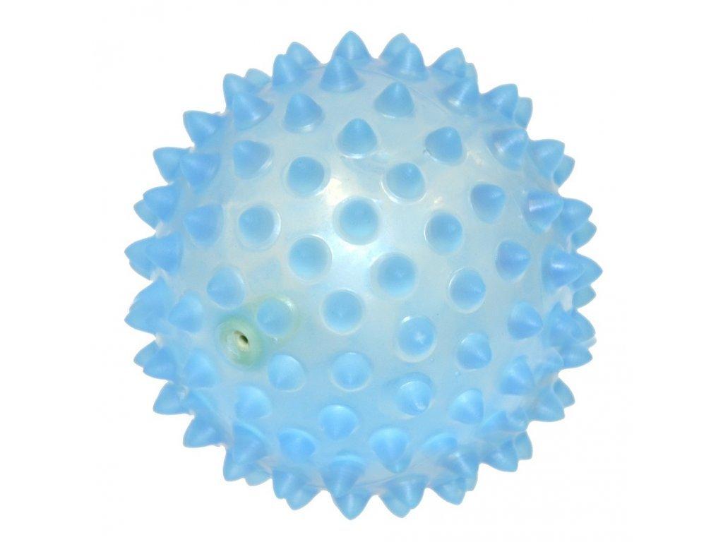 Ježek 10 cm Nopenball  - modrý