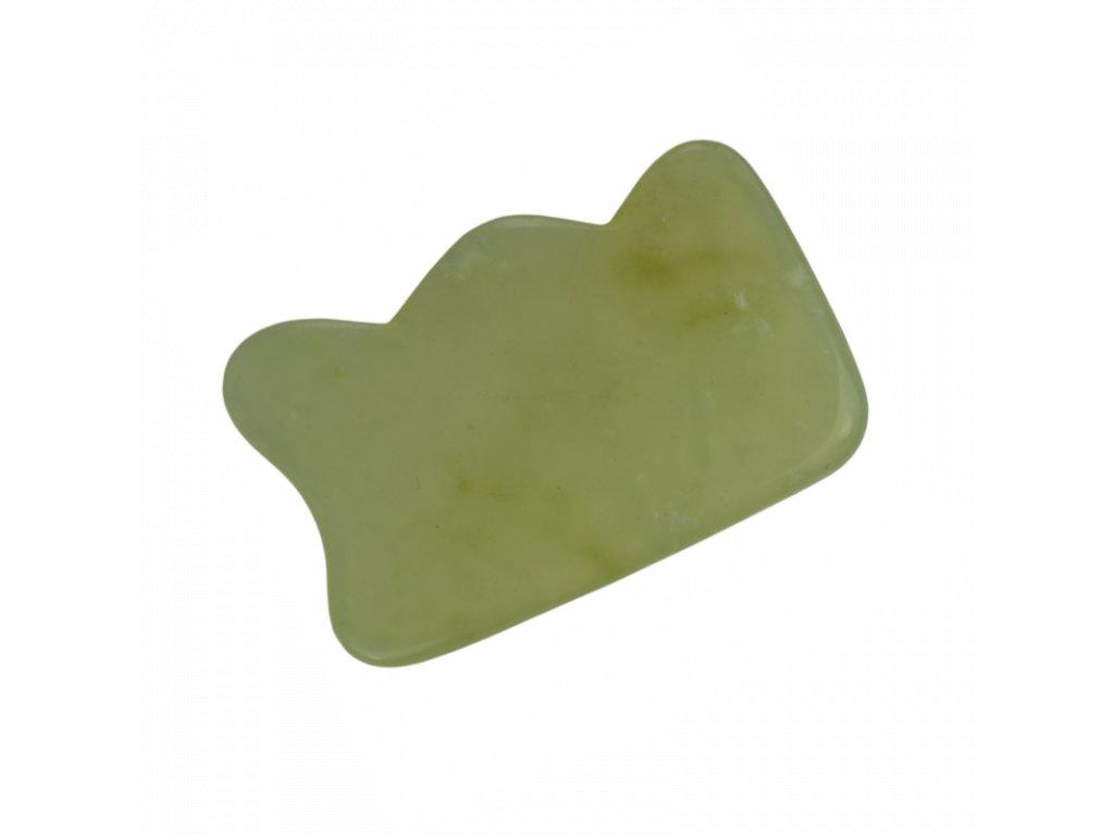 gua sha jadeit hreben