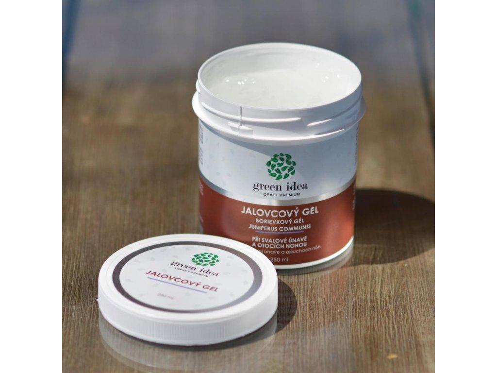 Jalovcový masážní gel 250 ml