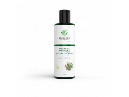 Alpská relaxační směs - olej 200 ml