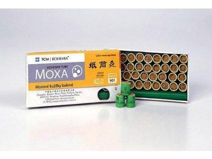Adhesive moxa tube 42 ks