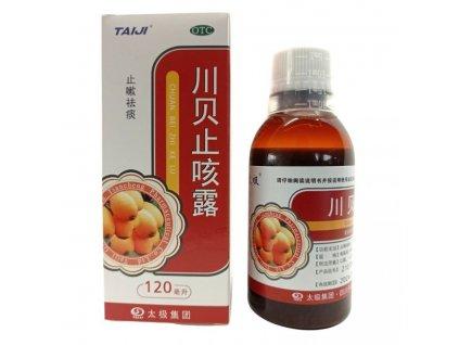 Chuan bei pi pa lu - Mišpulníkový sirup