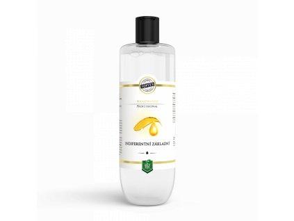 Indiferentní základní masážní olej 500ml. (medicinální)