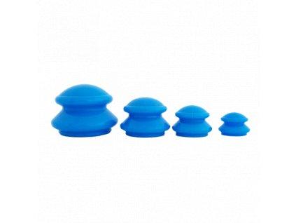 silikonove banky 4ks modre 1