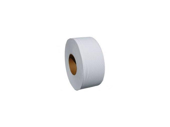 Toaletní papír JUMBO 240, 2 vrstvý, bělený