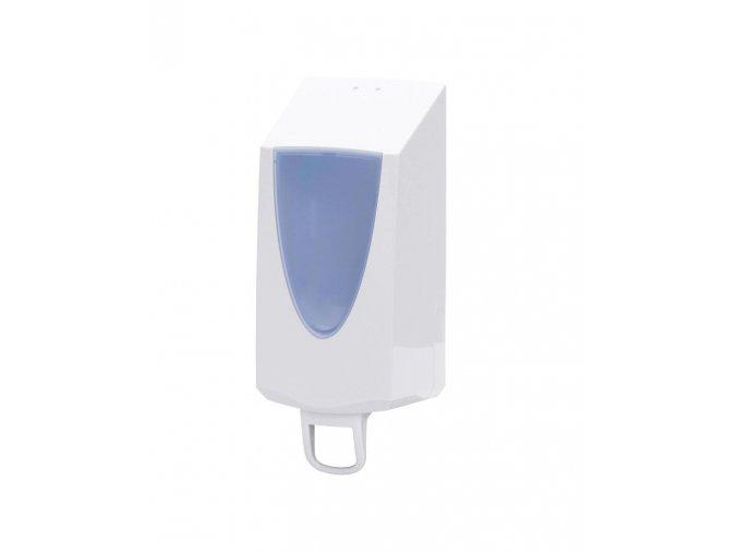 Dávkovač tekutého mýdla KENNEDY manuál 800ml, bílý