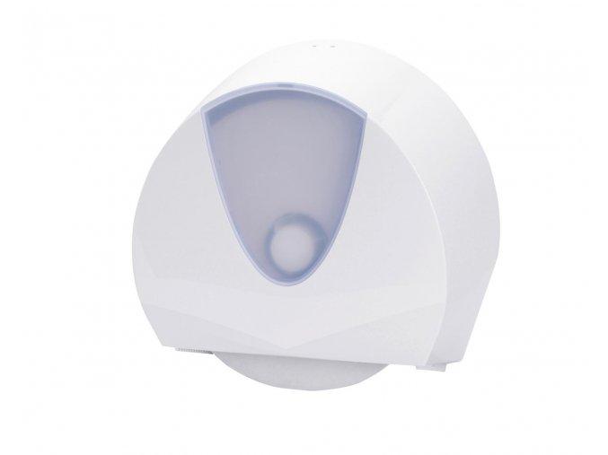Zásobník na toaletní papír KENNEDY, JUMBO 190 - 280  bílý