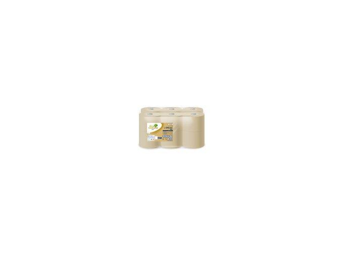 Toaletní papír Lucart ECONATURAL L-ONE Mini 180, 100% celulóza