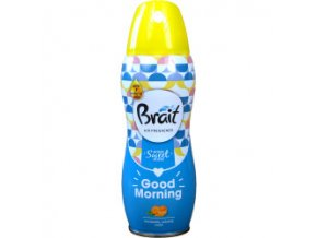 Brait osvěžovač vzduchu Good Morning mandarinka,jasmín (suchý),300ml