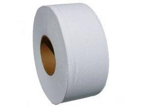 Toaletní papír JUMBO 190, bílý recykl