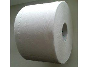 Toaletní papír se středovým odvinem, 100% celulóza 180 m